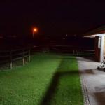 Klinkers en synthetische grasdallen