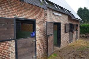 Renovatie paardenstal
