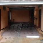 Voorbereiding starten van betonplaat