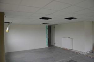 muren en plafon